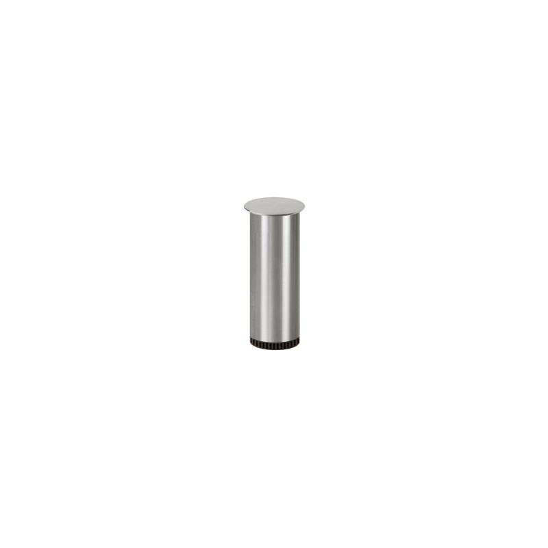 Gut bekannt Tischfuß für Glas Edelstahl Tubular GL BV04